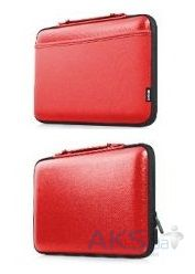 "Чехол Capdase mKeeper Notebook Sleeve Koat Red for MacBook Air 11"" 2010/11/12 Красный (MKAPMBA11-A109)"