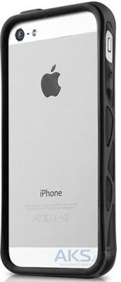 Чехол ITSkins Venum for iPhone 5C Black (APNP-VENUM-BLCK)