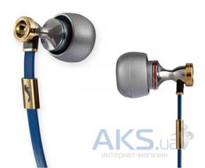 Наушники (гарнитура) Monster Miles Davis Trumpet High Performance In-Ear with ControlTalk Chrome (MNS-129658-00)