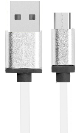 Кабель USB Siyoteam micro USB 0.2M Short Cable Silver