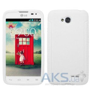 Чехол Celebrity TPU cover case for LG L70 White