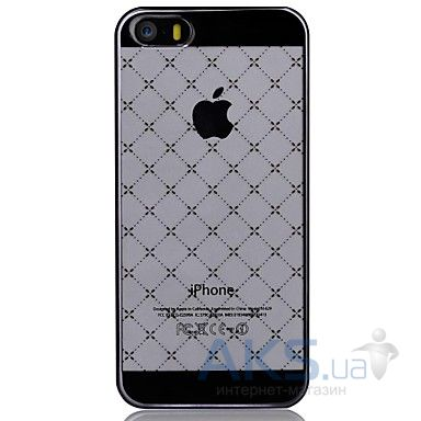 Чехол Vouni Glimmer Star Apple iPhone 5, iPhone 5S, iPhone 5SE Black