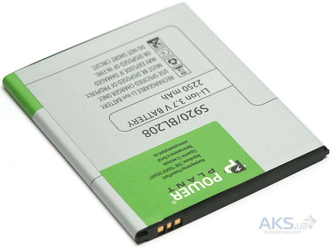 Аккумулятор Lenovo BL208 Partner 2250mAh ПР034384