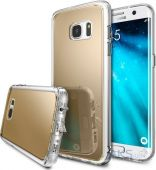 Чехол Ringke Fusion Mirror Samsung G935 Galaxy S7 Edge Royal Gold (825274)
