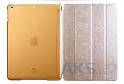 Чехол для планшета Mooke Mock Case Apple iPad Air Gold