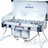 Kovea Плита Grace Twin Stove (AL II Chef Master) KB-0812