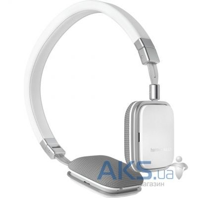 Гарнитура для телефона Harman Kardon On-Ear Headphone SOHO White (HKSOHOAWHT)