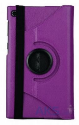 Чехол для планшета TTX Leatherette case Asus MeMo Pad 7 ME572 Purple