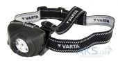 Фонарик Varta Indestructible Head Light LED 1W 3AAA (17731101421)