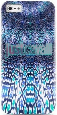 Чехол PURO JUST CAVALLI Wild Mandala Apple iPhone 5, iPhone 5S, iPhone 5SE Green (JCIPC5MANDALAGRN)