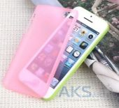 Вид 2 - Чехол Yoobao Crystal Protecting case for iPhone 5C Rose (PCI5C-CRS)