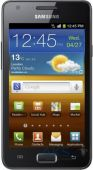 Дисплей (экраны) для телефона Samsung Galaxy R I9103 + Touchscreen with frame Original Black