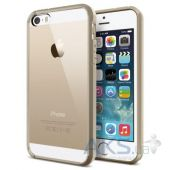 Чехол SGP Case Ultra Hybrid for Apple iPhone 6 Plus Champagne Gold (SGP10895)