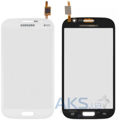 Сенсор (тачскрин) для Samsung Galaxy Grand I9080, Galaxy Grand Duos I9082 Original White