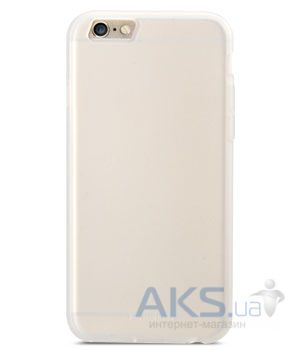 Чехол Melkco Poly Jacket TPU Cases for Apple iPhone 6/6S Transparent Mat (APIP6FTULT2TSMT)