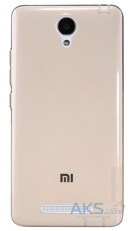 Чехол Nillkin Nature Series Xiaomi Redmi Note 2 Gold