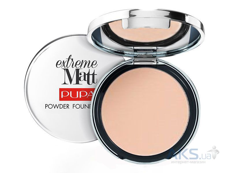 Пудра Pupa Extreme Matt Powder Foundation №003 - Rose