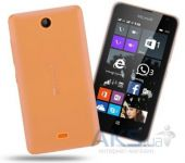 Чехол Original TPU Ultra Thin Nokia Lumia 430 Transparent