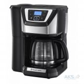 Кофеварка Russell Hobbs 22000-56 Chester Grind and Brew Digital