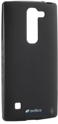 Чехол Melkco Poly Jacket TPU case for LG Spirit Y70 H422 Black