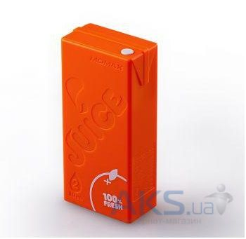 Внешний аккумулятор Momax iPower Juice power bank 4400 mAh, [IP32O] Orange