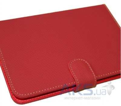 Обложка (чехол) Saxon Case для Nook Simple Touch Top Red