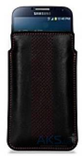 Чехол Bling My Thing Infinity Dots Pouch for Samsung Galaxy S4 Black/Red (BMT-INF-DT-BKR-PH-GS)