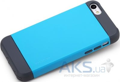 Чехол Rock Shield Series Apple iPhone 5C Blue (iPhone 5C-51991)