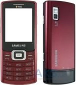 Корпус Samsung C5212 Red