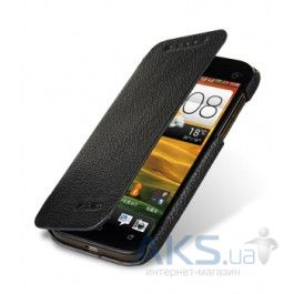Чехол Melkco Leather Case Jacka Face Cover Book for HTC Desire C A320e Black (O2DERCLCFB2BKLC)