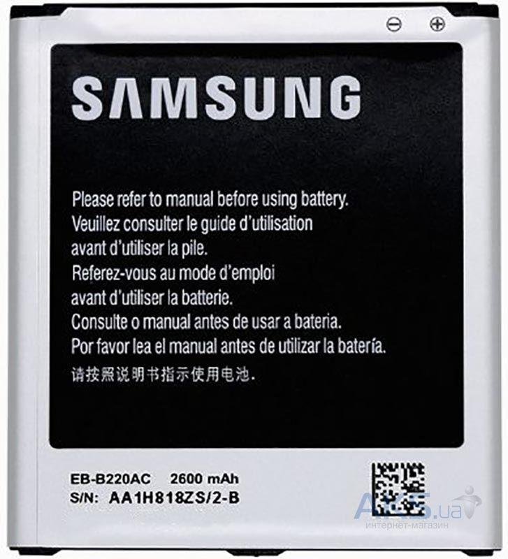 Найкраща ціна. Акумулятор Samsung G7102 Galaxy Grand 2 Duos   B220AE    EB-220AE (2600 mAh cb6ce29a052f6
