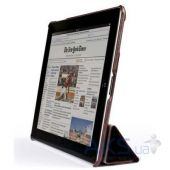Чехол для планшета JustCase Leather Case For iPad 2/3/4 Brown (SS0005)
