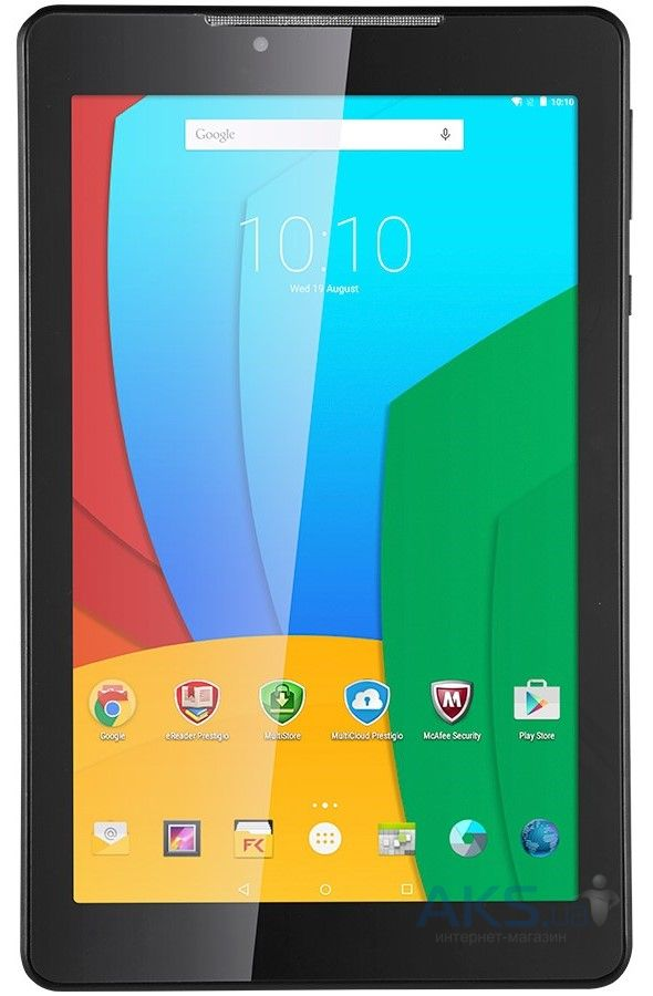 Планшет Prestigio MultiPad Color 2 16GB 3G Red (PMT3777_3GE_D_RD_CIS)