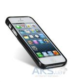 Чехол Melkco Poly Jacket TPU case for iPhone 5/5S Black