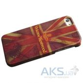 Вид 2 - Чехол Vivienne Westwood Case Flag UK Apple iPhone 5, iPhone 5S, iPhone 5SE