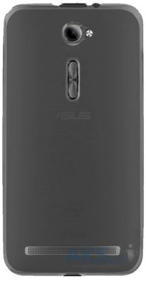 Чехол Remax Ultra Thin TPU Asus Zenfone 2 ZE500CL Black