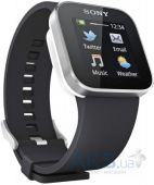 Умные часы Sony SmartWatch Black