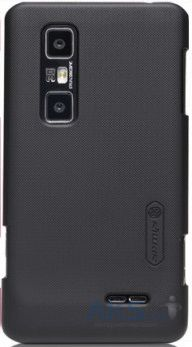 Чехол Nillkin Super Frosted Shield LG Optimus 3D Max P725 Black