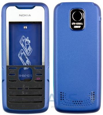 Корпус Nokia 7210 Supernova Blue
