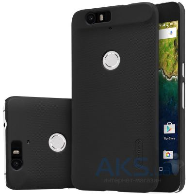 Чехол Nillkin Super Frosted Shield Huawei Nexus 6P Black