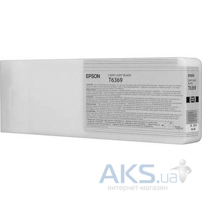Картридж Epson St Pro 7900/ 9900  (C13T636900) light light black