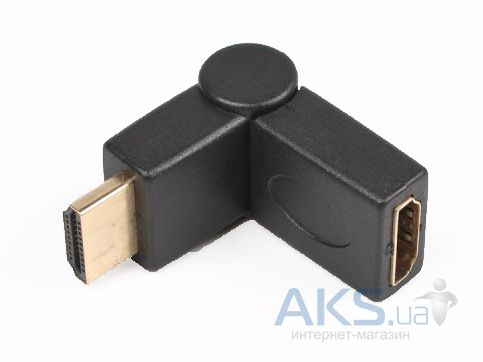 Видеокабель Viewcon HDMI > HDMI AM-AF (VD 048) Black