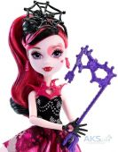 Вид 4 - Игрушка Mattel Кукла Дракулаура Welcome to Monster High (DNX32)