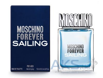 Moschino Forever Sailing Туалетная вода 50 мл