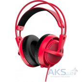 Гарнитура для компьютера Steelseries Siberia 200 Red