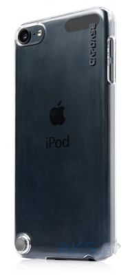 Чехoл Capdase Karapace Jacket Fine DS Clear for iPod touch 5Gen