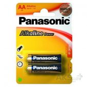 Батарейка Panasonic ALKALINE POWER AA BLI 1шт.