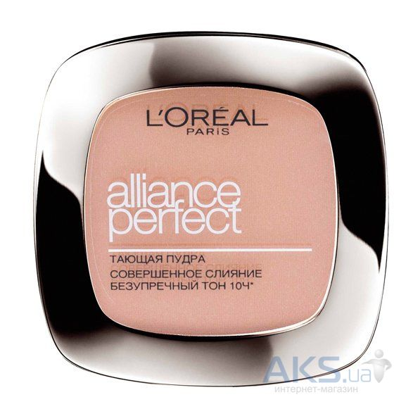 Пудра L'OREAL Alliance Perfect Compact Powder №N4 beige