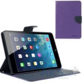 Чехол для планшета Mercury Fancy Diary Series iPad Mini, iPad Mini 2, iPad Mini 3 Purple / Blue