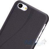 Вид 3 - Чехол Nillkin Super Frosted Shield Apple iPhone 5C Black